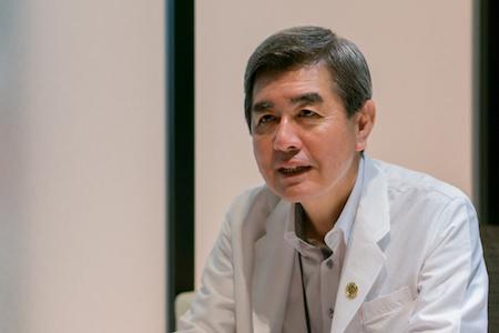 ミッドタウンクリニック理事長 草野敏臣 貢献と還元への意志の記事画像